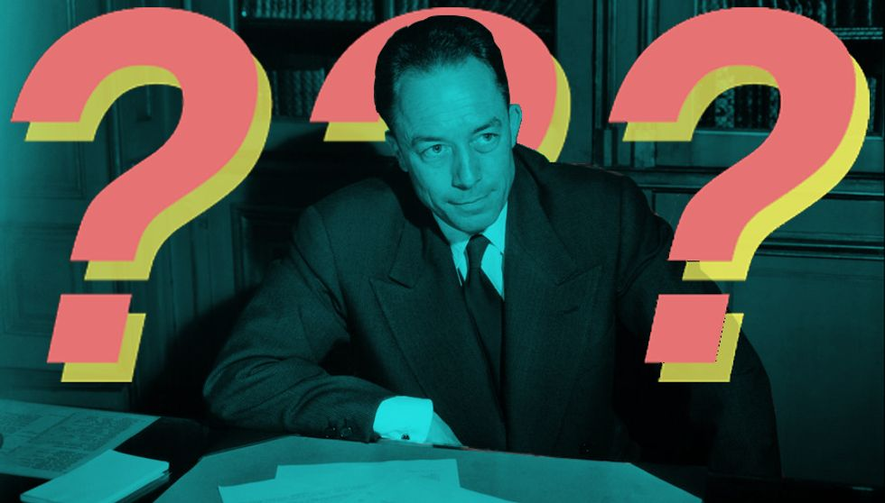 The meaning of life: Albert Camus on faith, suicide, and absurdity