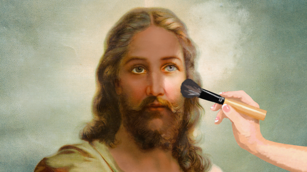 Jesus wasn't white: he was a brown-skinned, Middle Eastern Jew. Here's why that matters