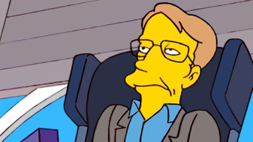 Stephen Hawking's beautiful sense of humor