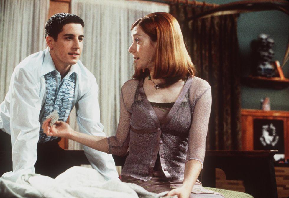 1999 romantic comedy America Pie.