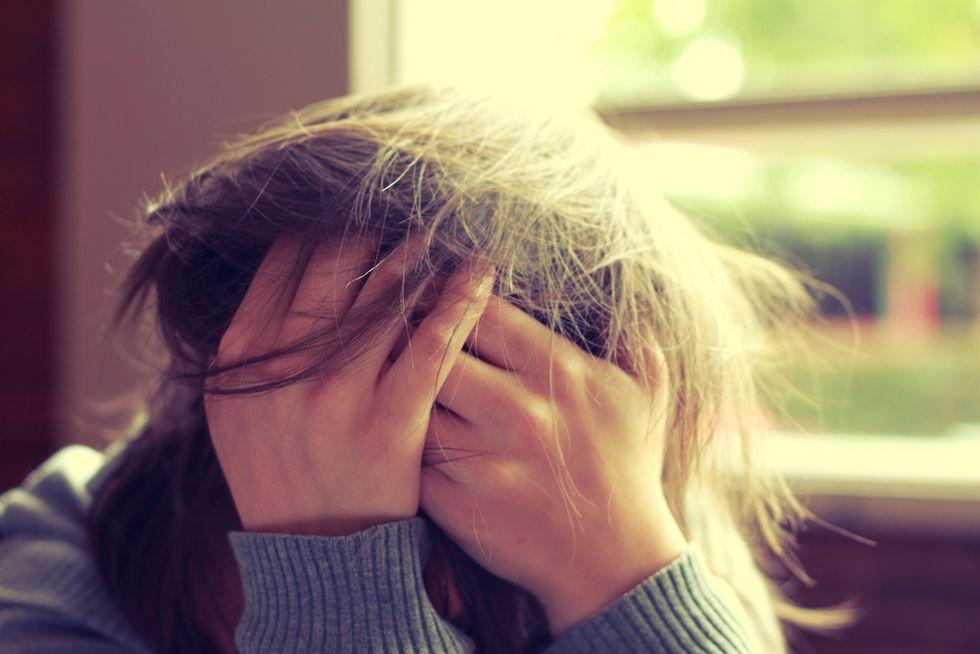 Stress, by: Firesam!