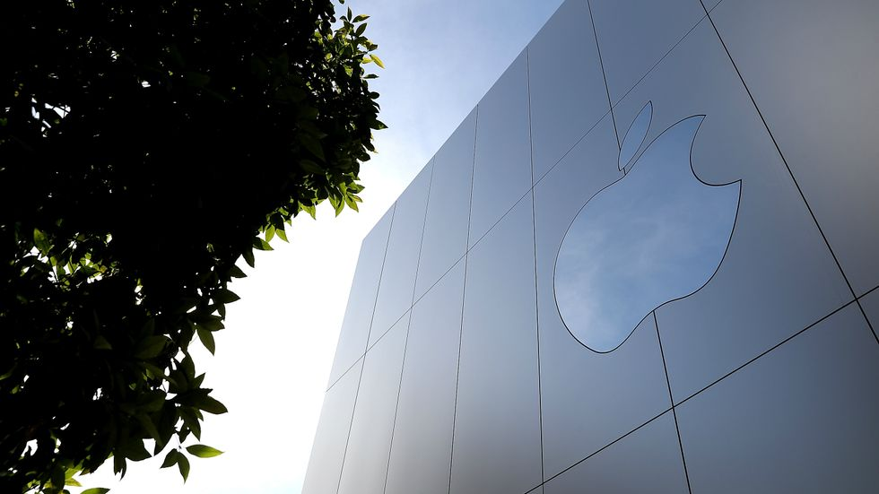 Apple says all its facilities worldwide are running on 100% renewable energy