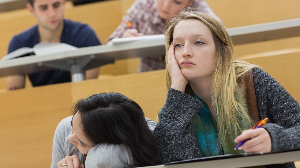 Should school start later? (Photo: Shutterstock)