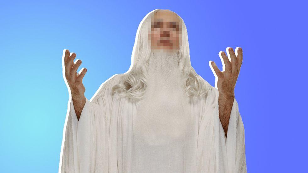 Who is God? (Photo: Erik Von Weber/Getty Images/Big Think)