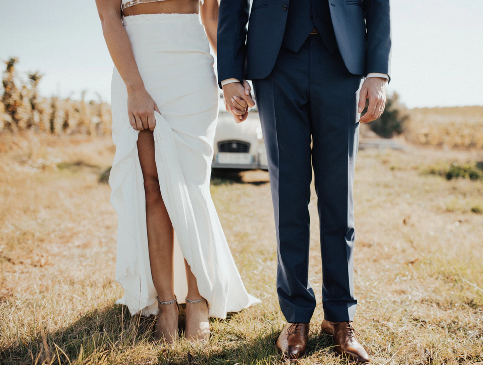 Brides, Skip The Pricey Shit And Have Yourself A Micro-Wedding