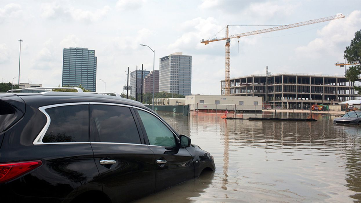 Texas Oil Companies Want Federal Dollars to Protect Them From Climate Change