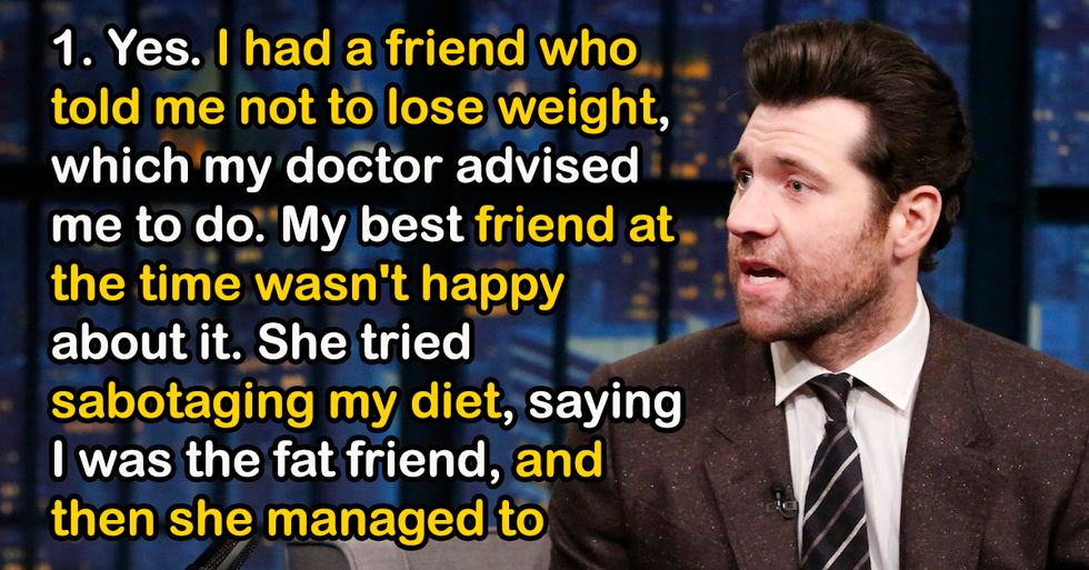 People Share Stories About When Their Best Friends Crossed An Unspoken Line
