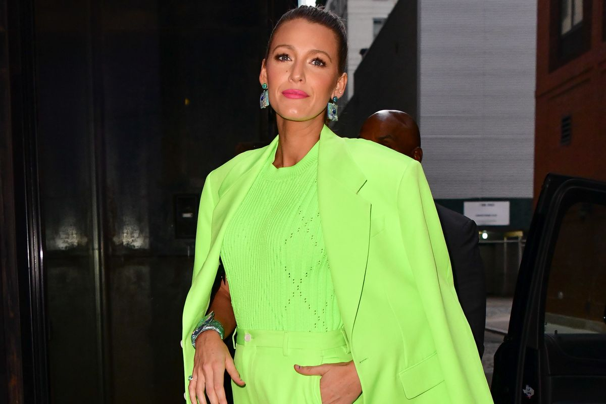 Is Slime Green the New Normal?