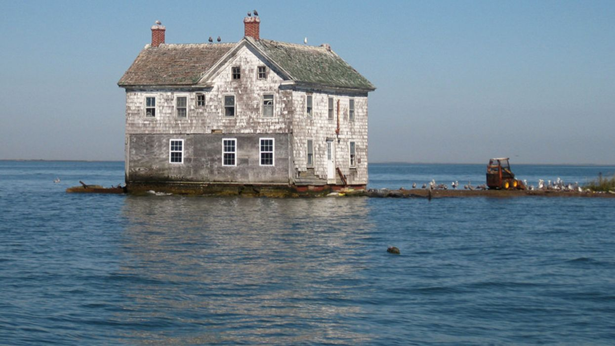Sea Level Rise Has Already Cost 8 East Coast States More Than $14 Billion in Home Values