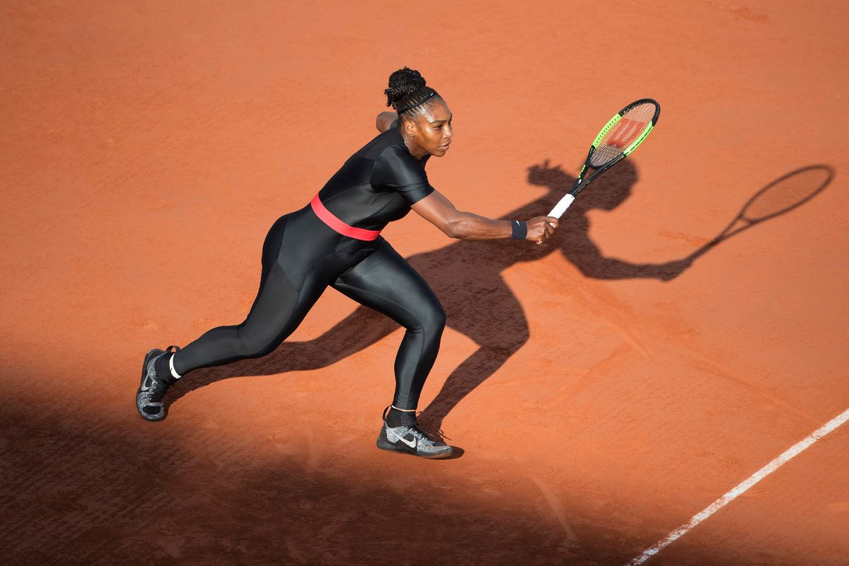 Serena Williams Banned From Wearing 'Disrespectful' Catsuits