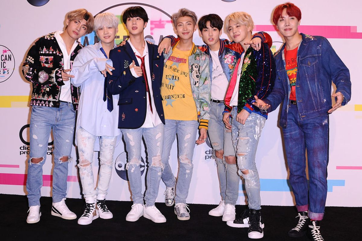BTS Breaks a New Music Video Record