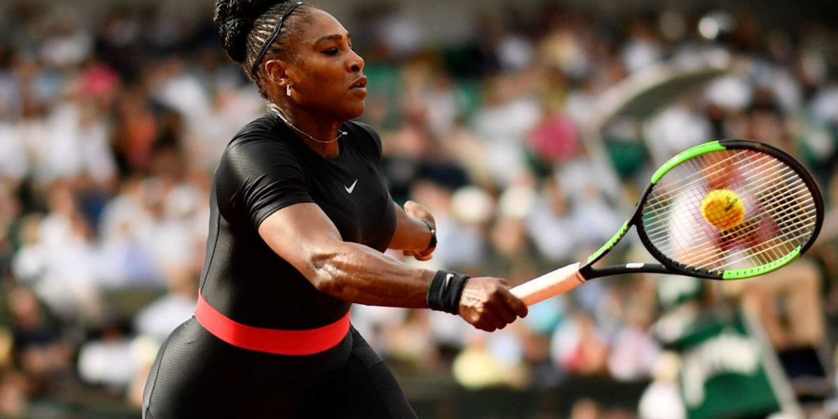 Serena Williams Is 'Not Concerned' About the Catsuit Ban