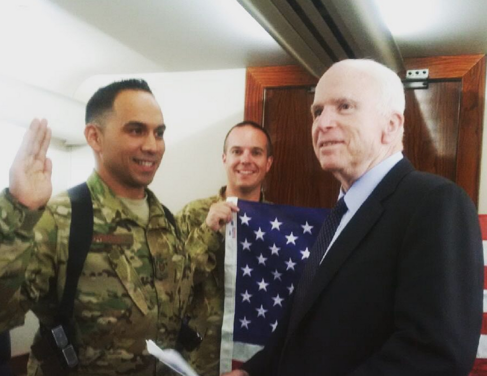 Stop Feeling Sorry For Yourself For A Minute, It's Time To Honor John McCain