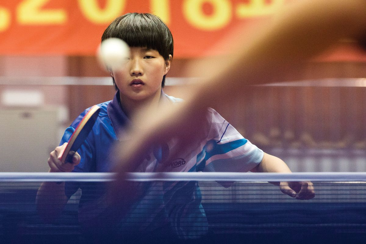 The Sport China Can't Lose