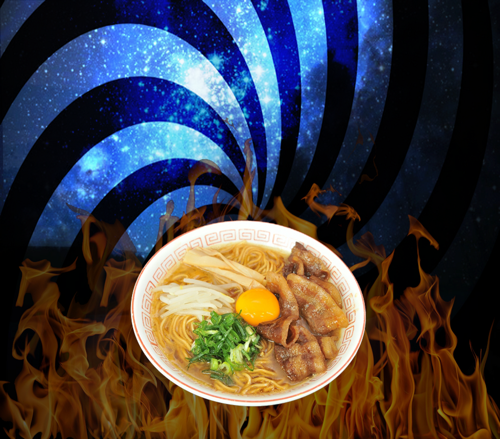 Dreams And Disasters: The Ramen Bowl