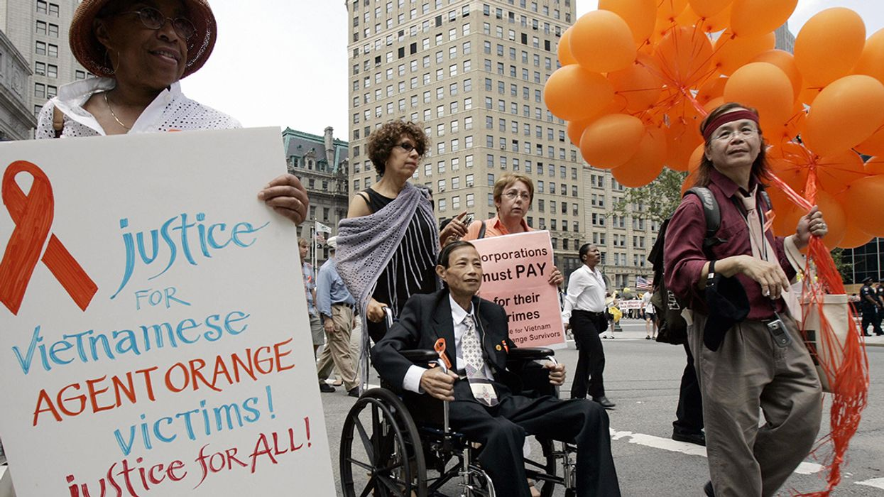Fight Against Glyphosate Could Reignite Push for Agent Orange Justice