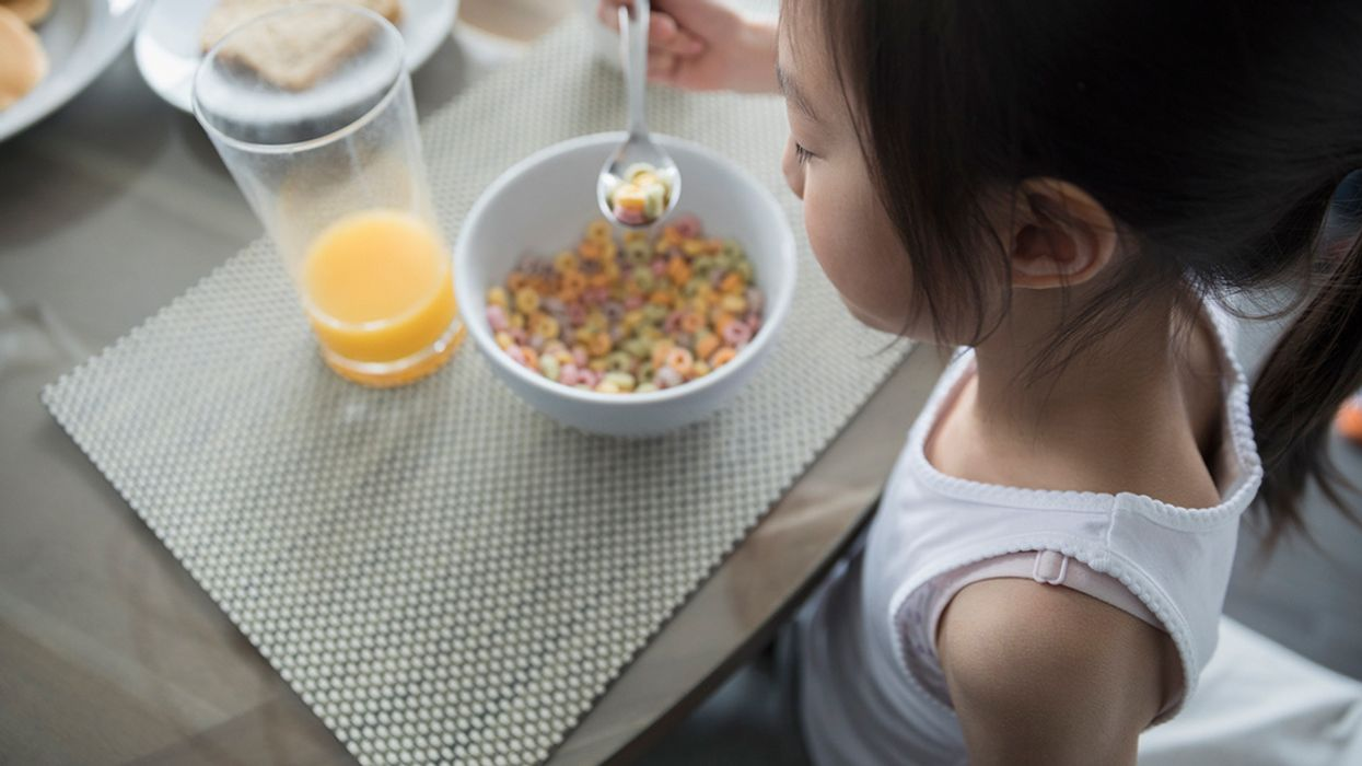 'Should I Throw Out My Cheerios?' and Other Questions About Roundup in Children's Food