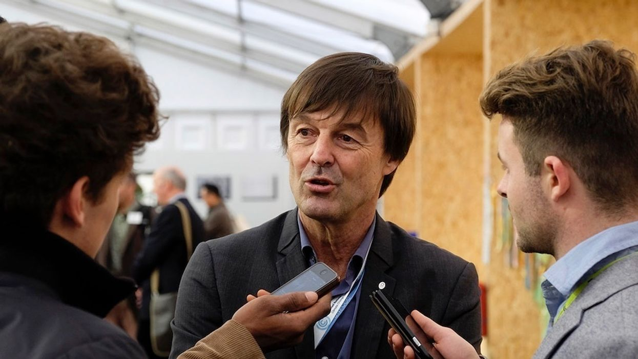 French Environment Minister Quits Over Government's Inadequate Green Policies