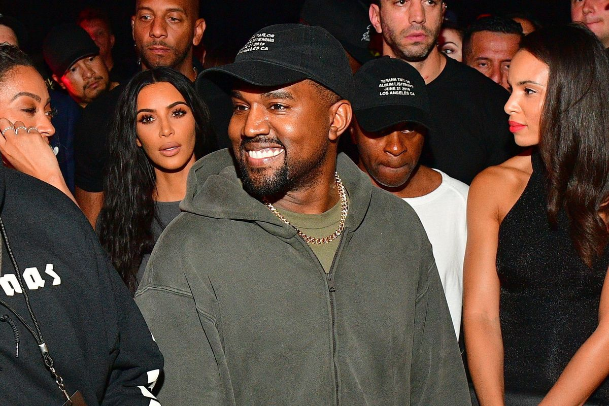 Kanye West Loves Being Mocked by Diet Prada