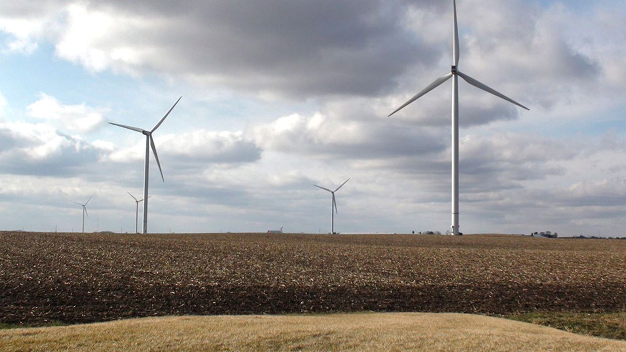 4 U.S. States With 30+ Percent Wind Power