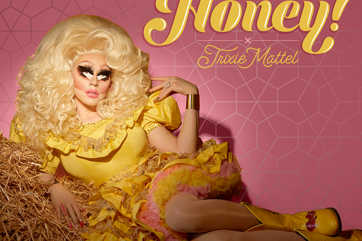 Doll Yourself Up With Trixie Mattel's New Makeup Line