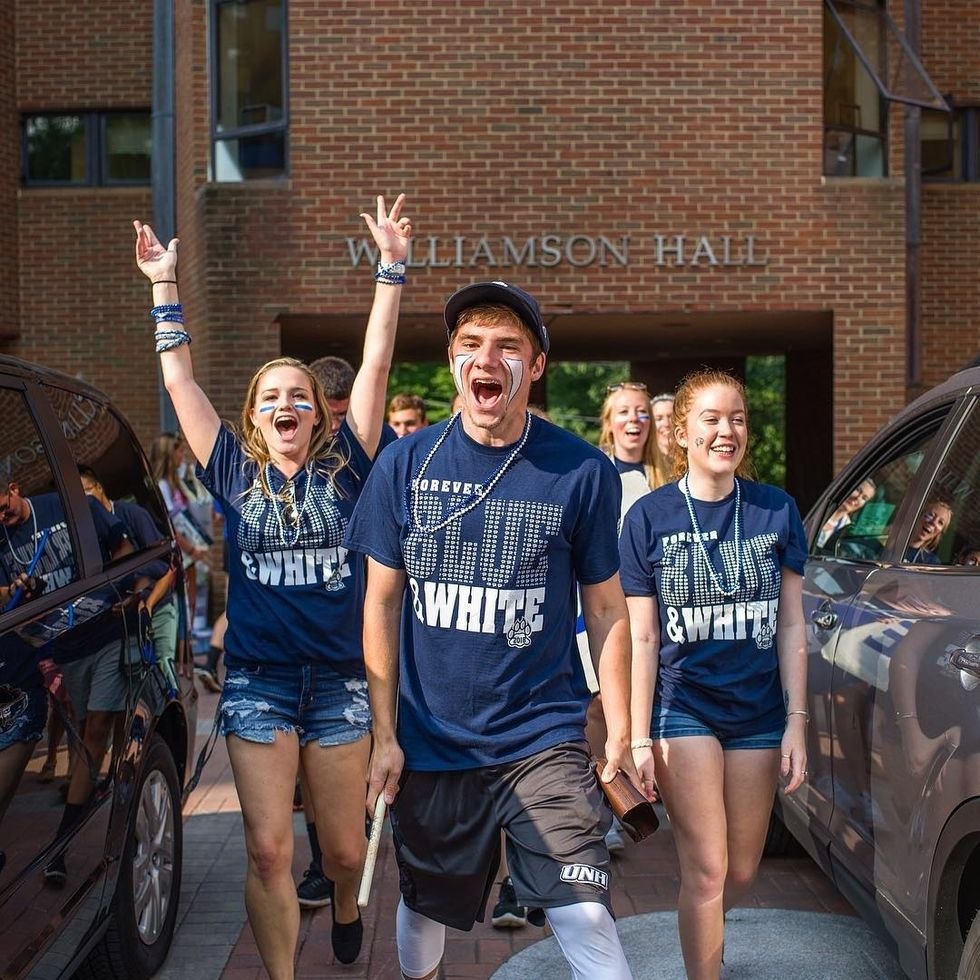 School Has Started, But Summer Is Not Over Yet And At UNH You Can Beat The Heat In These 9 Ways