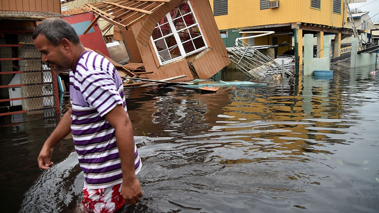Official Hurricane Maria Death Toll Raised to Nearly 3,000