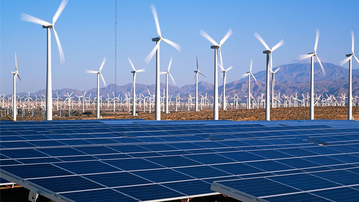 'A Pivotal Moment': California One Step Closer to 100% Renewables