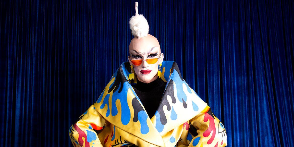 Sasha Velour Is Taking Over Opening Ceremony's NYFW Show