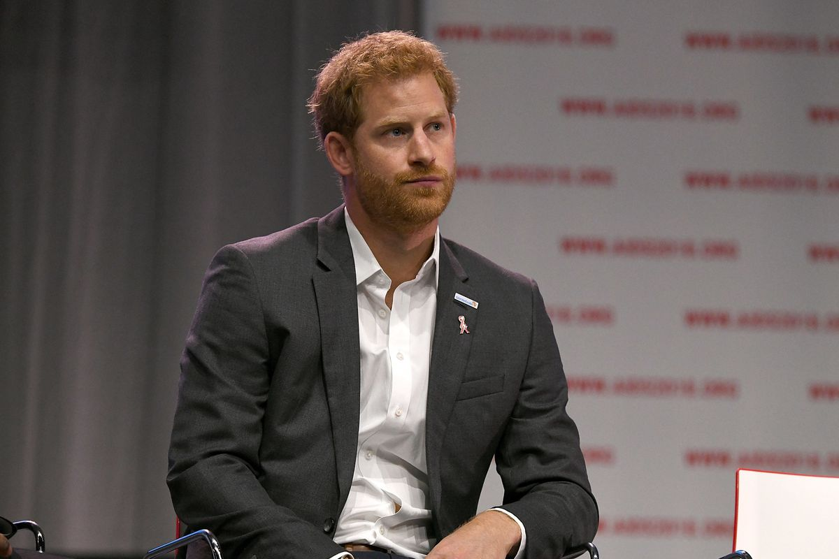 Prince Harry's College Crush Finally Acknowledges Him After All These Years