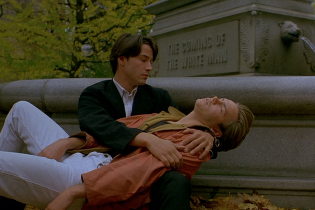 Hollyweird: How Keanu Reeves Convinced River Phoenix to Play a Male Prostitute