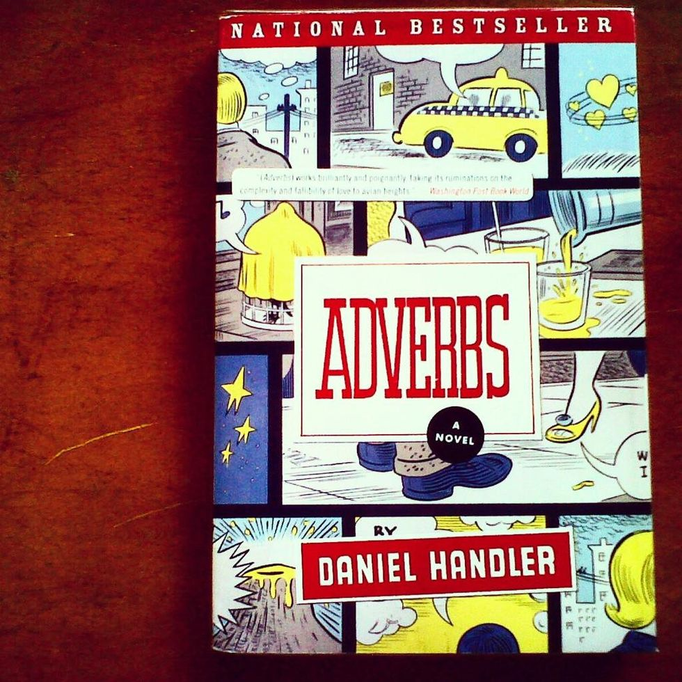 Daniel Handler's 'Adverbs' Is An Intelligently Dark Mastermind's Stab At Love Stories