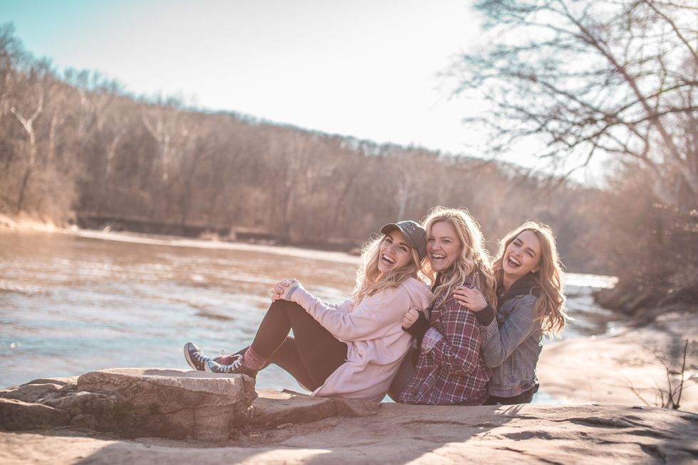 10 Telltale Signs That You're A Sorority Girl