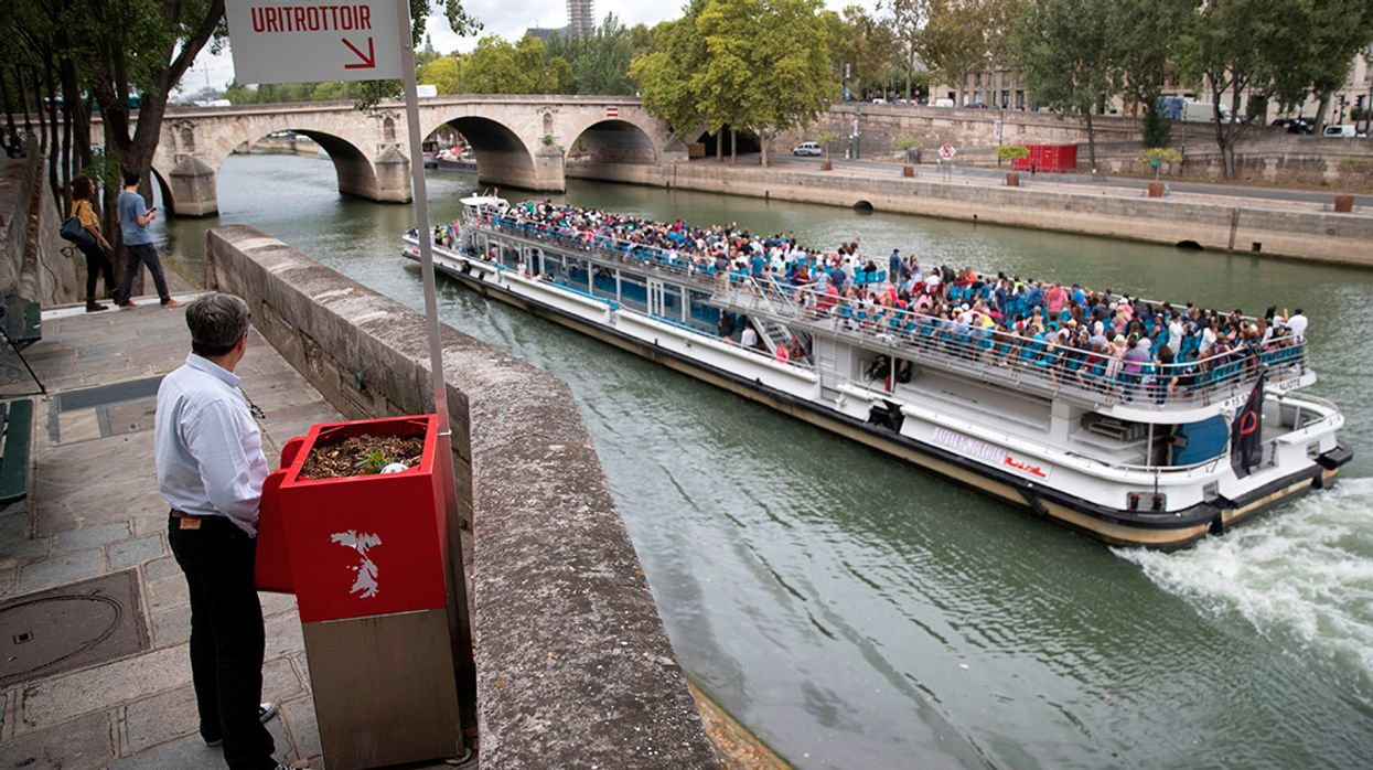 Eco-Innovation or Eyesore? Public Urinals Cause Backlash in Paris