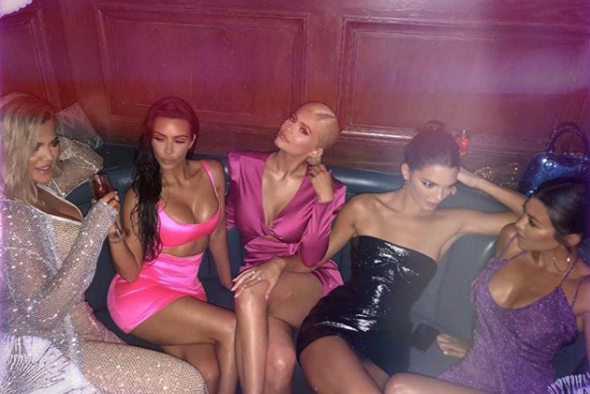 Fashion Nova Is Selling Kylie Jenner's 21st Bday Dresses