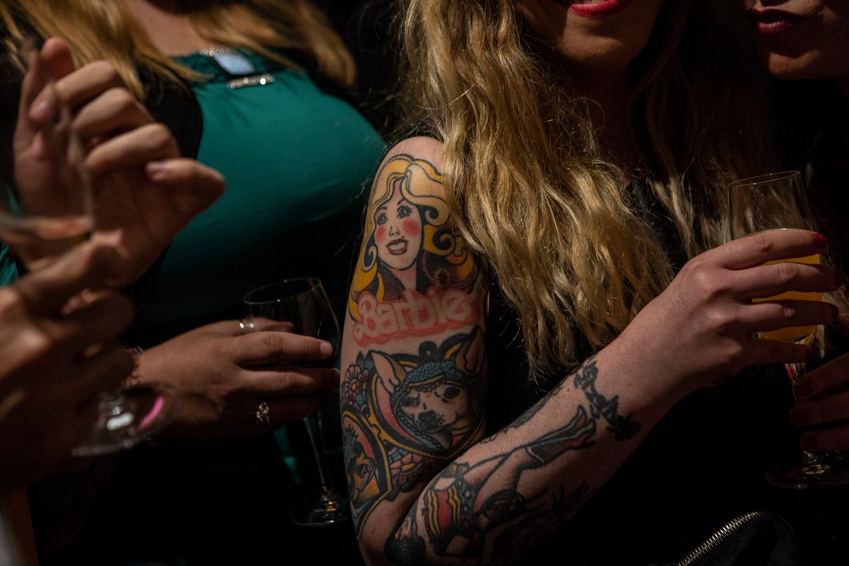 Take That Mom! Tattoos Don't Hurt Your Chances for Employment