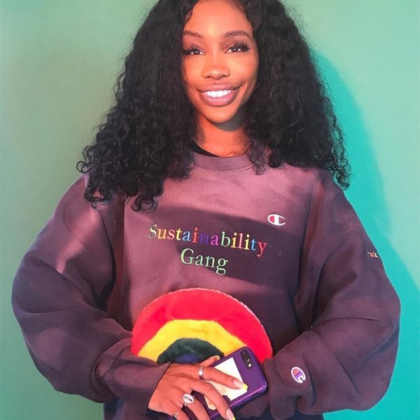 SZA Unveils New Sustainable Chic Clothing Line