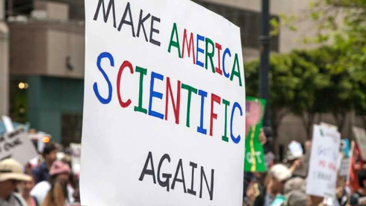 New Survey of 63,000 Scientists Across 16 U.S. Agencies Details How Trump Is 'Sidelining Science'