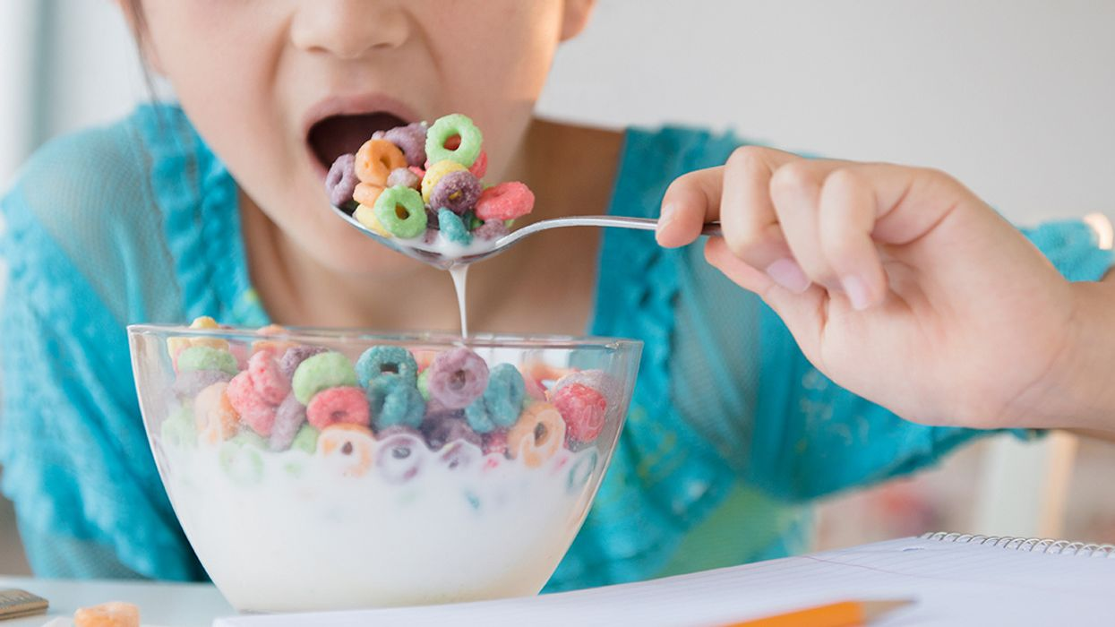 Roundup for Breakfast? Weed Killer Found in Kids' Cereals, Other Oat-Based Foods