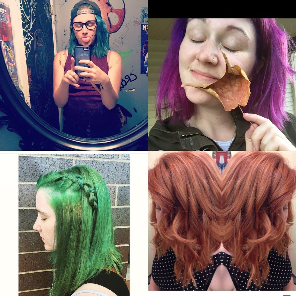 Color Therapy: I Became More Confident When I Changed My Hair