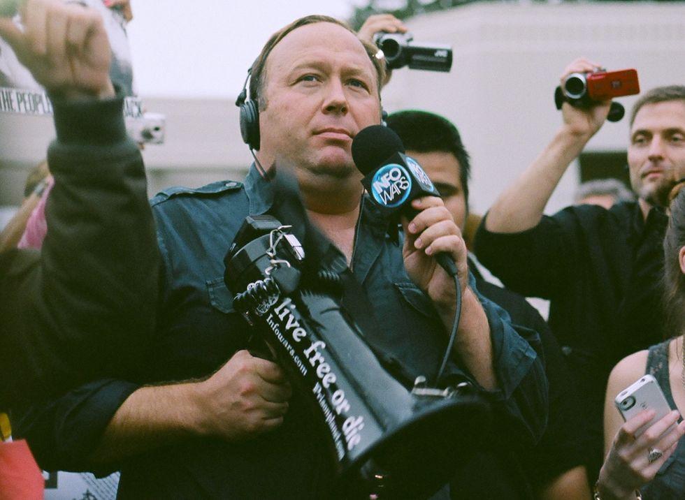 Alex Jones Ban: Does It Threaten Free Speech?