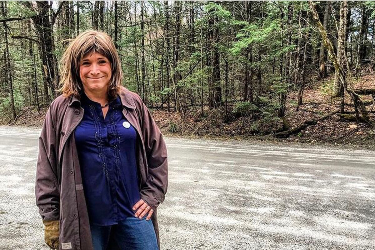 Meet the First-Ever Transgender Gubernatorial Nominee