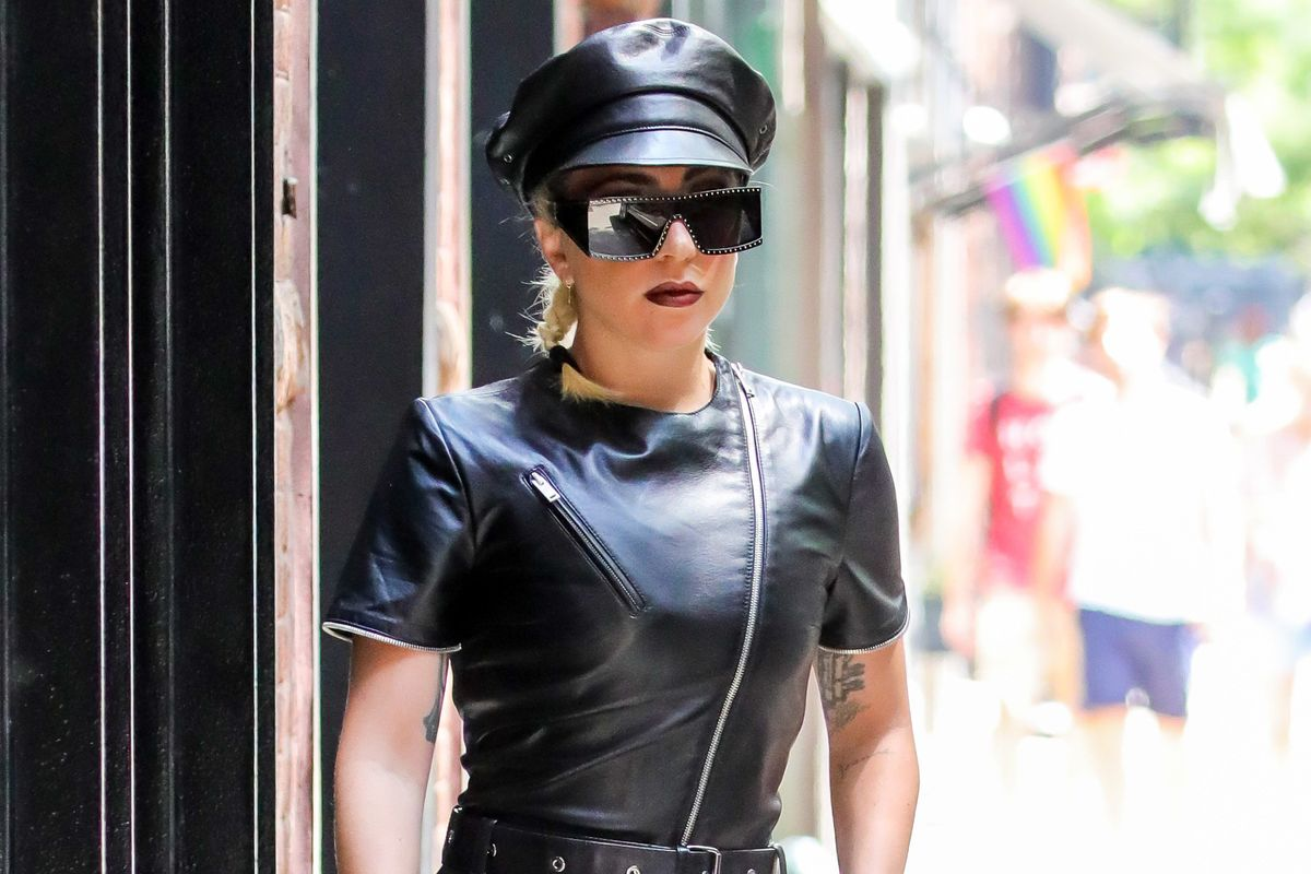 Did David Cronenberg Direct Lady Gaga's Latest Shoot?