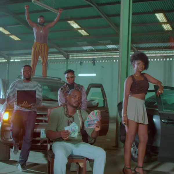 'This Is America' Cover Censored in Nigeria for 'Indecency, Vulgarity'
