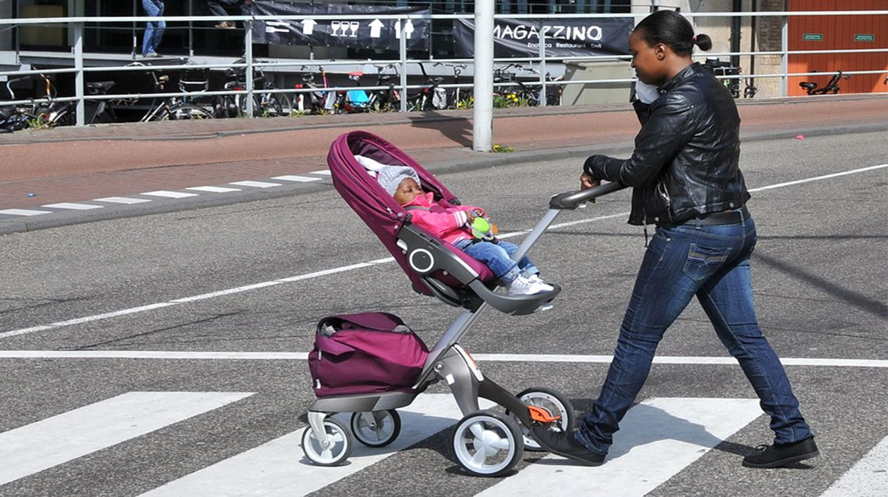 Babies in Strollers Breathe Up to 60 Percent More Dangerous Air Pollution Than Adults