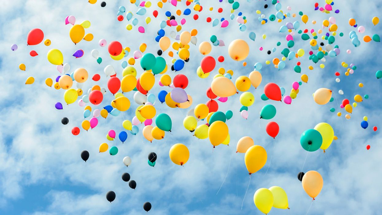 After Plastic Straws, Are Balloons Next to Go?