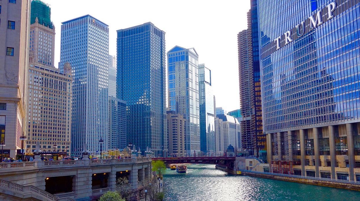 Illinois Sues Chicago Trump Tower for Breaking Clean Water Laws