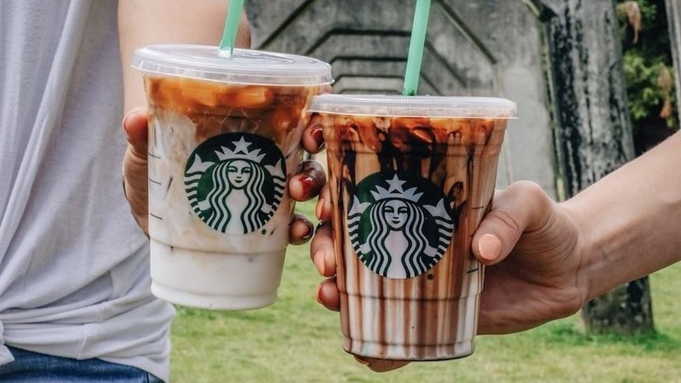 starbucks coffee drinks