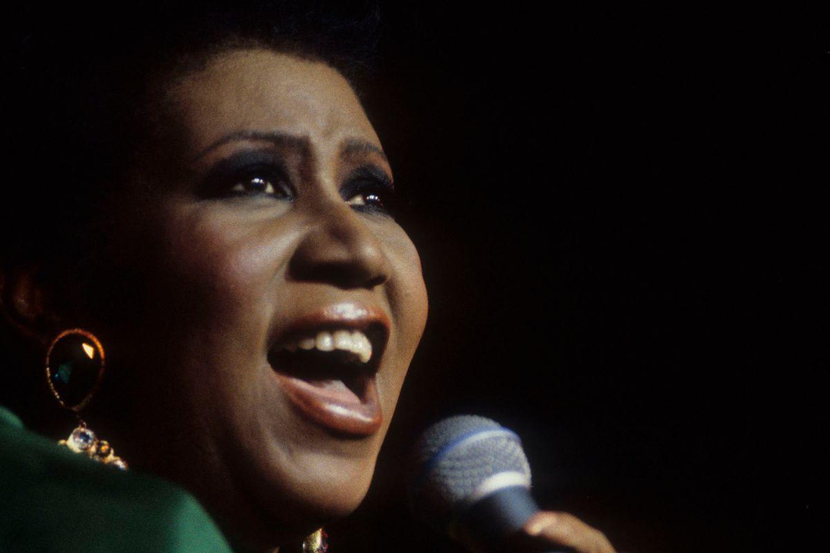 Aretha Franklin Has Died