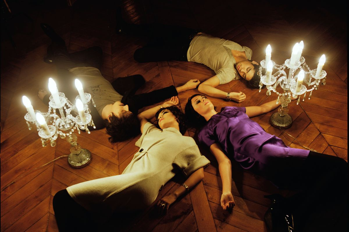 Ladytron Channels Our Confusing Reality on 'The Island'